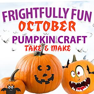 Halloween Take & Make
